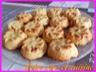 Gâteau au lait ribot, farine de noix de coco et fraises séchées