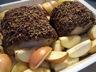 Rôti de porc en croûte d'épices