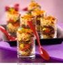 Salade de lentilles et quinoa