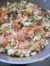 Salade de pates saumon fume, aneth, citron confit