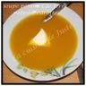 Soupe potiron / pommes de terre / carottes