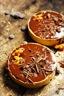Tartelettes caramel cacahuètes et chocolat