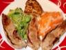 Plats de volailles: Aiguillettes et foie gras de canard poêlés