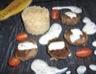 Boulettes de riz farcies