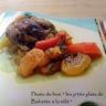 Boulettes de viande hachée / pommes de terre, à l'échalote et raisins secs épicés (Babette de Rozières)