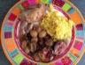 Cailles aux deux raisins et au muscat doux
