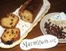 Cake au roquefort et raisins secs (facile)