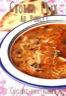 Chorba (recette au blé concassé et au poulet)