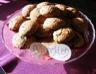 Cookies pépites chocolat & beurre de cacahuètes de Mrs Gourmandise