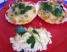 Coquilles st jacques au curry