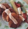 Croquettes de pois chiches aux pâtes