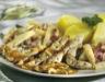 Plats de volailles: Filet de poulet et salsifis façon grand-mère