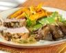 Plat principal: Filet pur de porc sauce à l'estragon