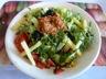Fraicheur d'été (salade composée au thon saveur thaïe)