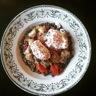 Inspiration ottolenghi - salade de lentilles et légumes grillés au sésame