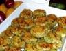 Latkes (galettes de pomme de terre) au fromage de chèvre