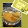 Lemon curd au micro onde 2 versions : avec ou sans beurre