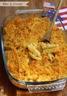 Mac and cheese (gratin de macaroni au cheddar)