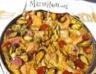 Paëlla fruits de mer chorizo et poulet de Patou