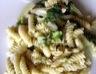 Pâtes au roquefort et brocolis