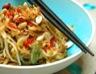 Pe-Tsaï (chou chinois) sauté aux légumes