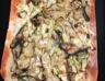 Pizza blanche express aux courgettes et à la mozzarella