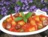 Poêlées de pommes de terre ibérique