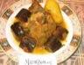 Ragoût de porc aux aubergines