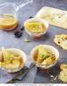 Ravioles d'oignon et son bouillon
