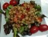 Salade aux pois chiches