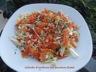Salade d'endives au saumon fumé