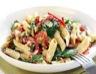 Salade d'été à la mâche et tomates séchées