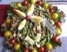 Salade de haricots verts complète
