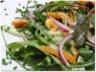Salade haddock, fenouil, oignon rouge, pomme granny