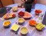 Sauce pour fondue bourguignonne