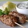 Soupe aux boulettes d'agneau et au chou kale, version sans gluten et sans lactose