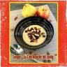Soupe sucrée : pommes coing crumble noisettes sarrasin (cuisson crumble à la poêle)