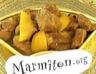 Tajine de veau aux citrons confits et au safran