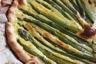 Tarte aux asperges et chèvre frais avec Thermomix