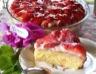 Tarte aux fraises Bretonne : la Paimpolaise