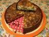 Tarte salée au cacao buternut gorgonzola et noix