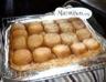 Tarte tatin aux pommes et au miel