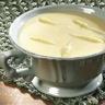 Potages et soupes: Velouté d'asperge (variante)