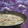 Potages et soupes: Velouté d'asperges aux amandes