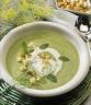 Potages et soupes: Velouté de courgettes ail et fines herbes