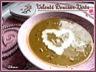 Potages et soupes: Velouté douceur verte (plusieurs légumes)