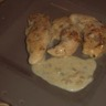 Aiguillettes de poulet à la vanille