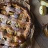 Apple pie caramel et beurre salé