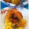 Arancini boulettes de riz farcies siciliennes