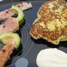 Assiette fraîcheur au saumon norge